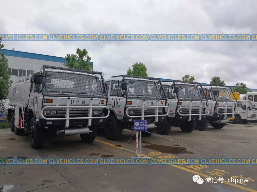 6x6 special vehicles