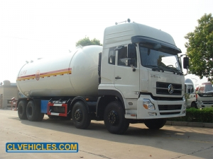 Dongfeng propane delivery truck