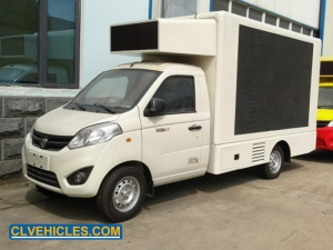 Foton Led Advertising Truck