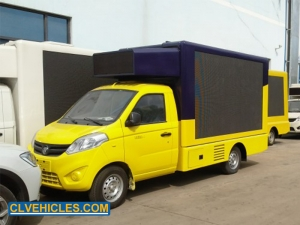 Advertising Commercial Vehicle