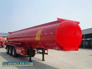 oil fuel tank trailers
