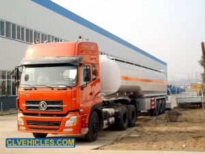 Carbon Steel Semi Trailer
