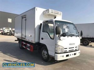Refrigerated Cooling Truck