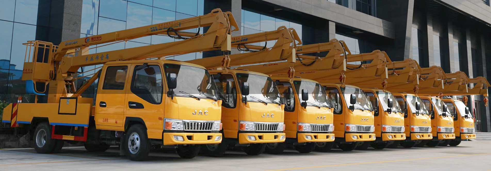 Heavy duty crane truck supplier