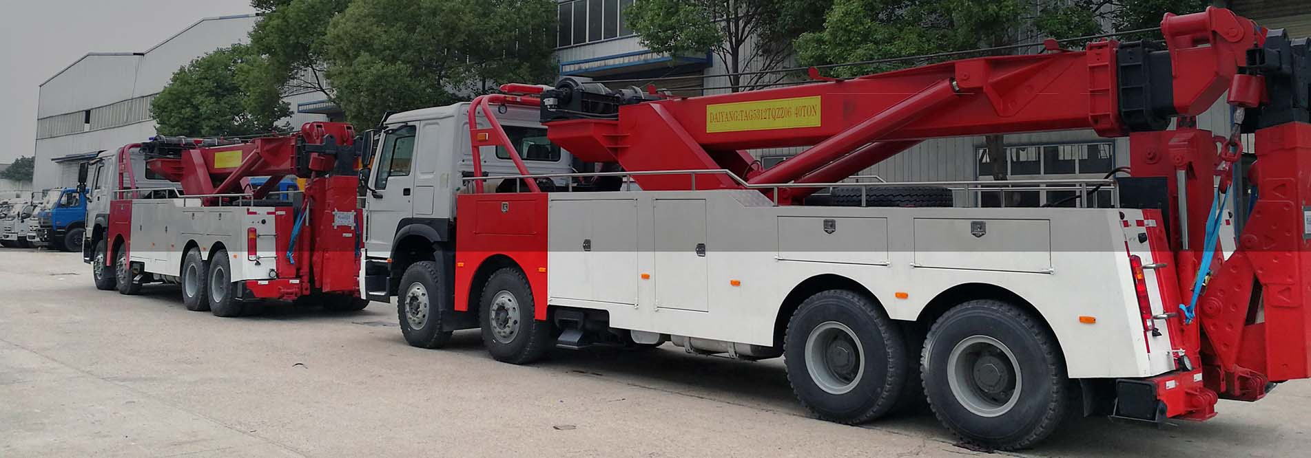 Wrecker Tow Truck  Supplier